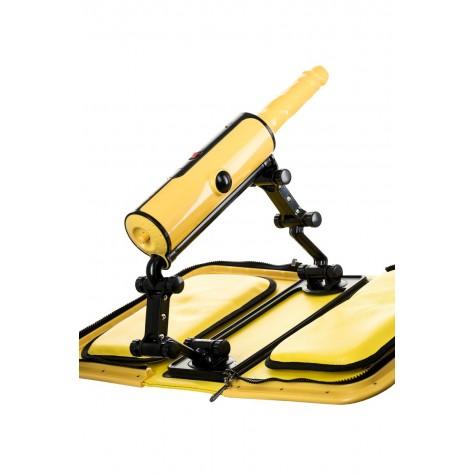 Желтая секс-машина F*ckBag MotorLovers